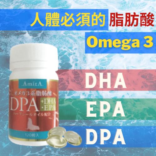 人體所需要的Omega-3