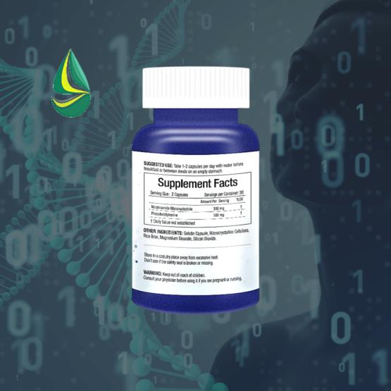 SPRUCE NMN9000 基因修復複方膠囊 supplement facts
