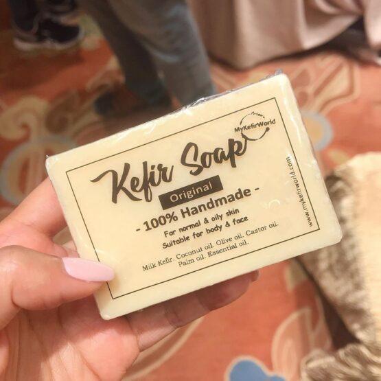 Kefir Soap