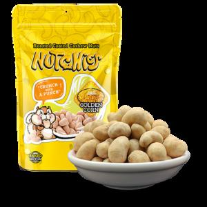 Nutchies樂脆腰果香甜粟米風味 1